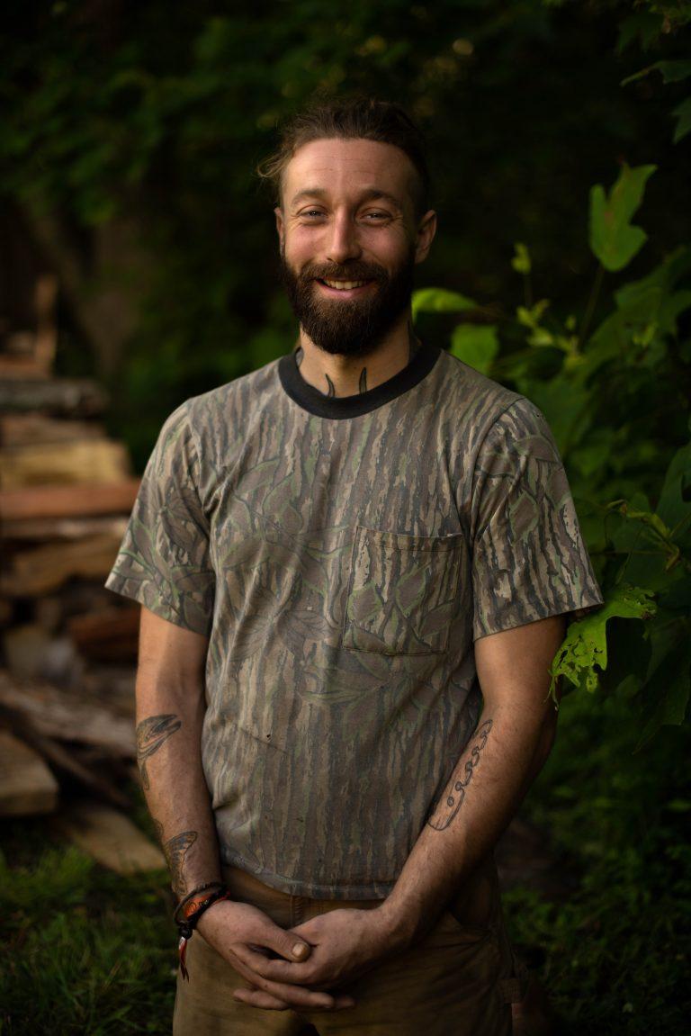 Luke McLaughlin of Holistic Survival School