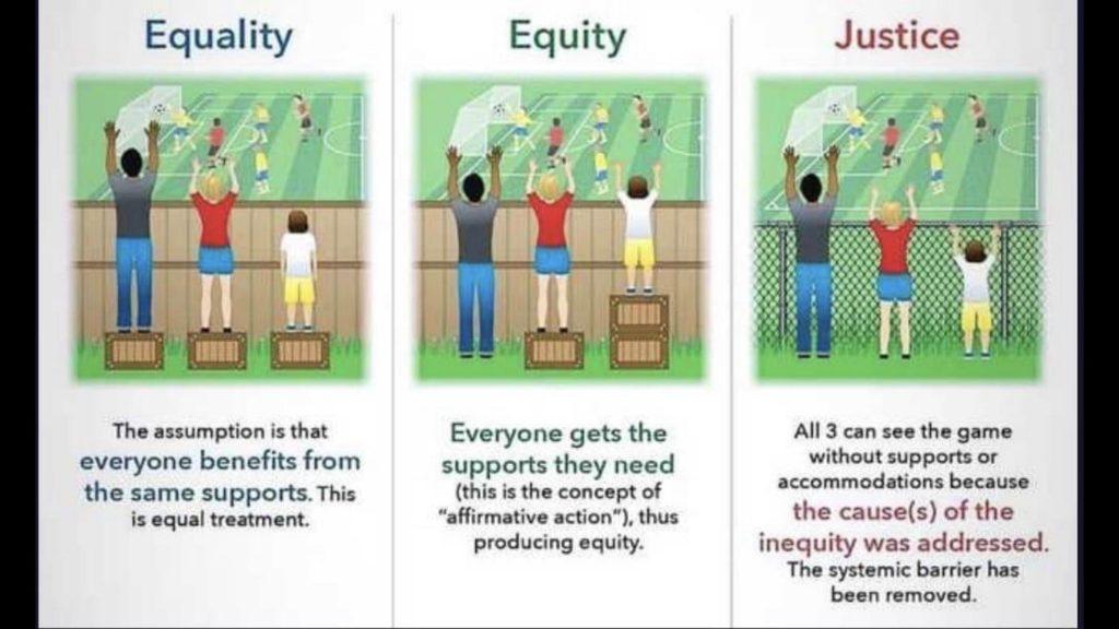 equity cartoon
